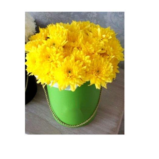 Солнце в коробке: букеты цветов на заказ Flowwow