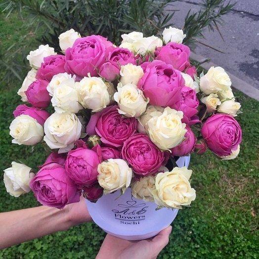 Композиция Первая улыбка: букеты цветов на заказ Flowwow