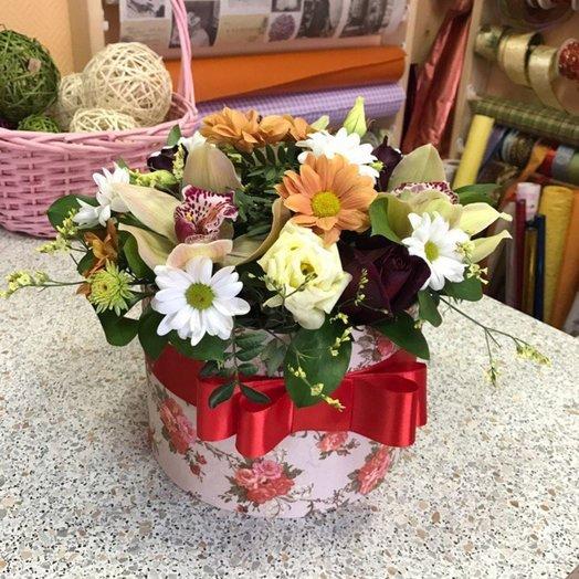 Ноты любви: букеты цветов на заказ Flowwow