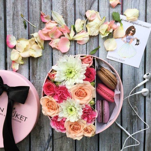 Никого прекрасней: букеты цветов на заказ Flowwow