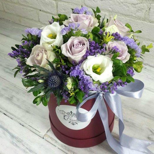 Николь: букеты цветов на заказ Flowwow