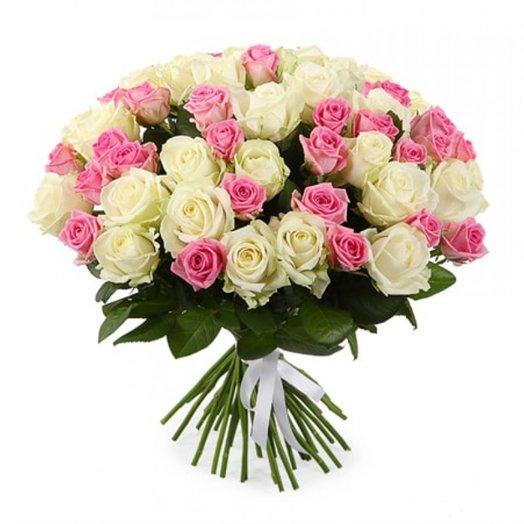 39 роз: букеты цветов на заказ Flowwow