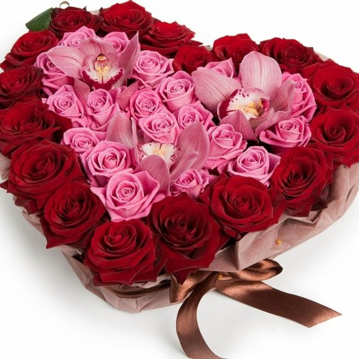 Любовь и нежность: букеты цветов на заказ Flowwow