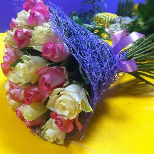 Для яркой девушки: букеты цветов на заказ Flowwow