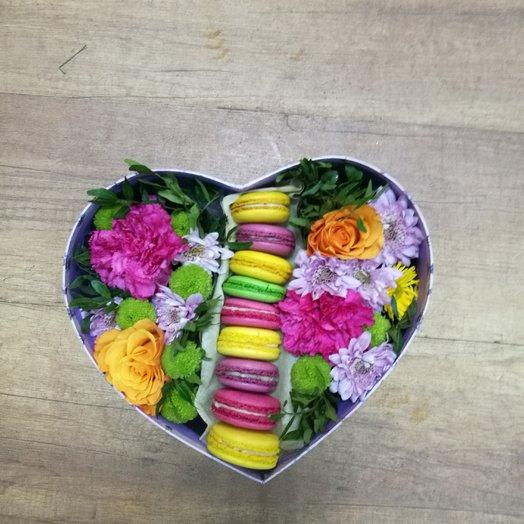 Сластене: букеты цветов на заказ Flowwow