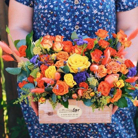 Солнечное лето: букеты цветов на заказ Flowwow