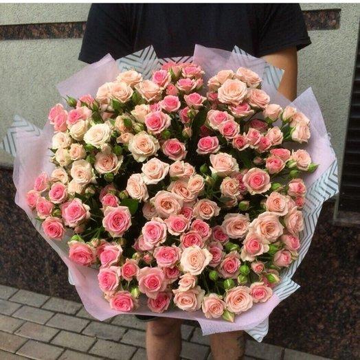 Женская Грация: букеты цветов на заказ Flowwow