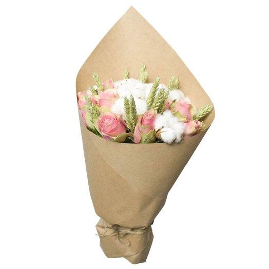Пастелька: букеты цветов на заказ Flowwow