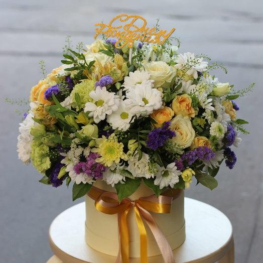 Прощай, Лето!: букеты цветов на заказ Flowwow