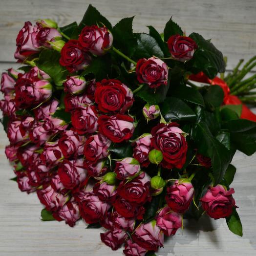 Би баблз 19: букеты цветов на заказ Flowwow