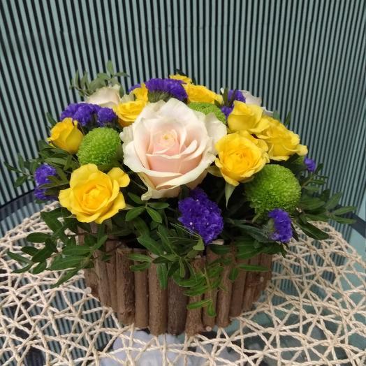 Сочность: букеты цветов на заказ Flowwow