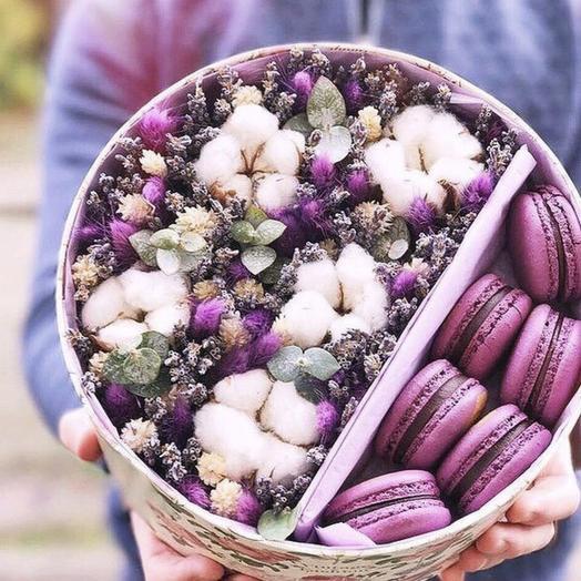Сладость Прованса: букеты цветов на заказ Flowwow