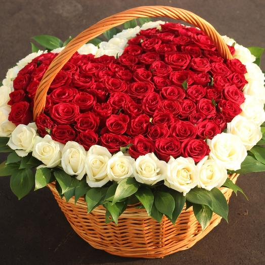 Твое️️: букеты цветов на заказ Flowwow