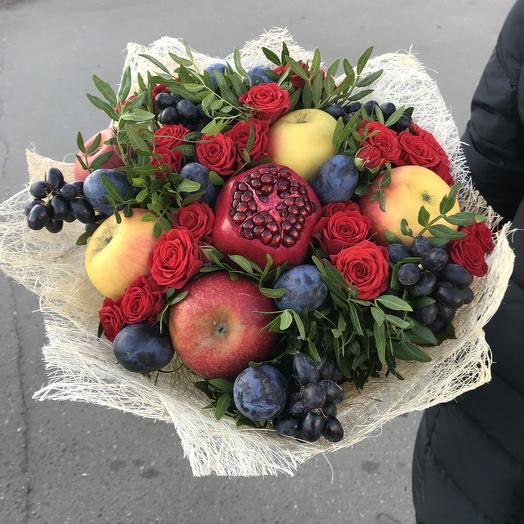 Бодрость Духа: букеты цветов на заказ Flowwow