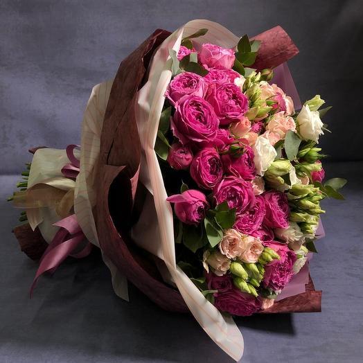 Букет Мисти: букеты цветов на заказ Flowwow