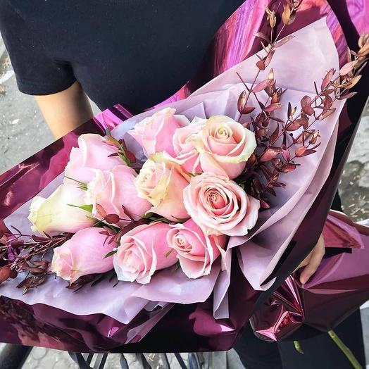 Перламутровый: букеты цветов на заказ Flowwow