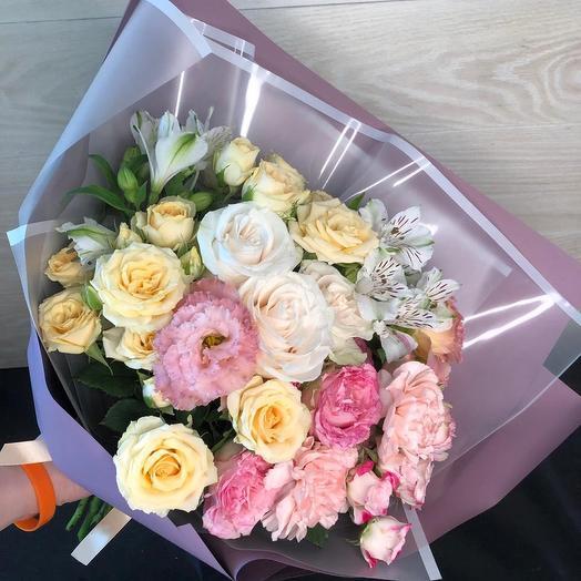 Букет 1889: букеты цветов на заказ Flowwow