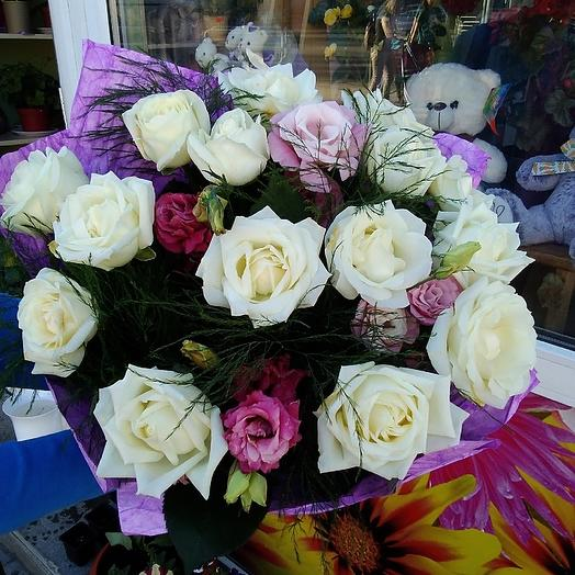 Воздушное облако: букеты цветов на заказ Flowwow