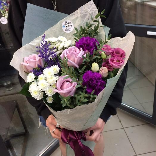 Миди Бон: букеты цветов на заказ Flowwow
