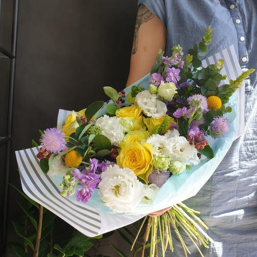 Тоскана: букеты цветов на заказ Flowwow