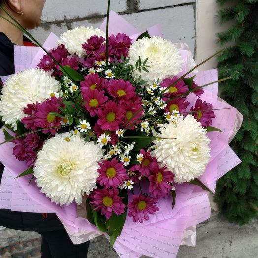 """Букет """"Торжество стиля"""": букеты цветов на заказ Flowwow"""