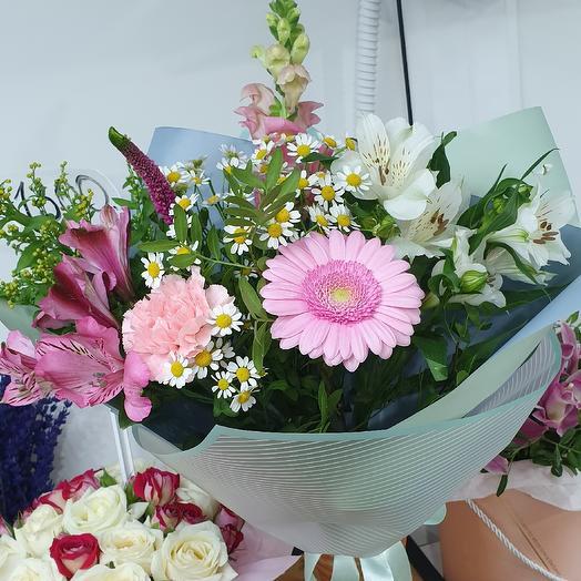 Ассорти 1: букеты цветов на заказ Flowwow