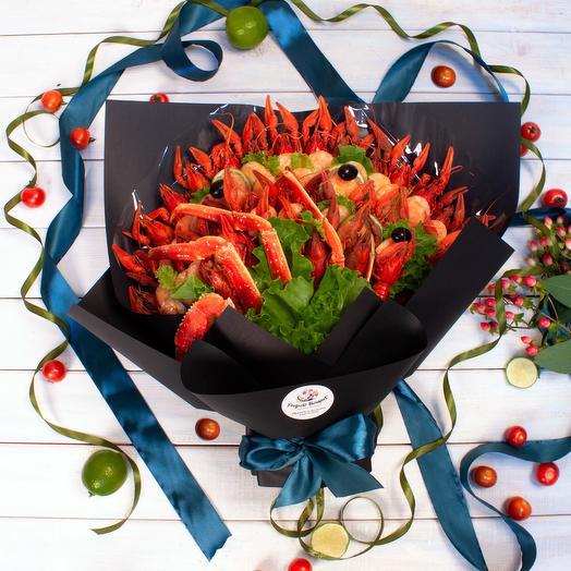 Морской микс: букеты цветов на заказ Flowwow