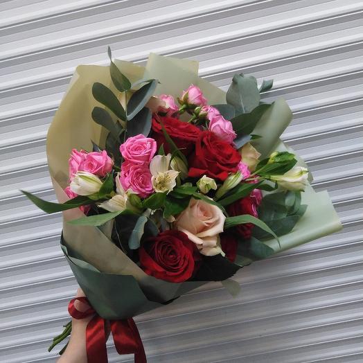 """Букет """"Презент"""": букеты цветов на заказ Flowwow"""