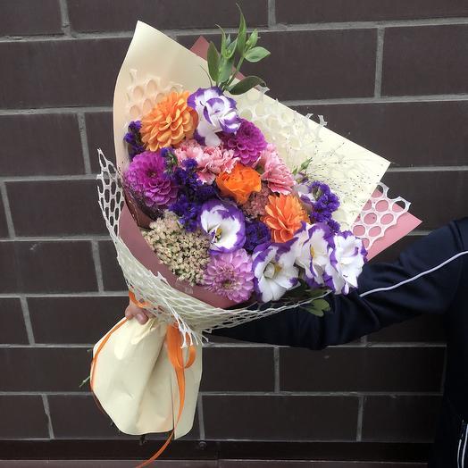 Мадам: букеты цветов на заказ Flowwow