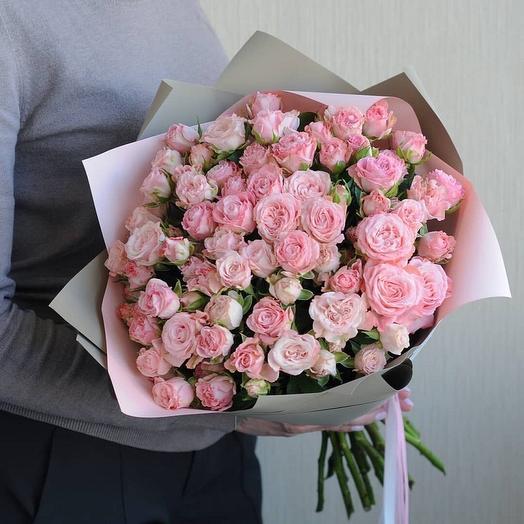 Букетик Бомбастик: букеты цветов на заказ Flowwow