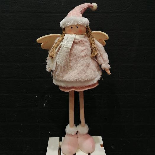 Ангелочек на ножках: букеты цветов на заказ Flowwow