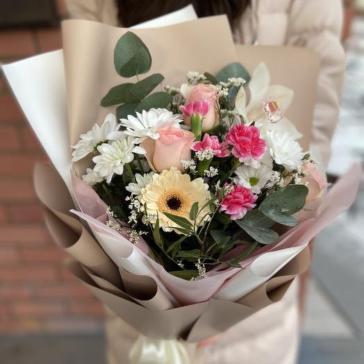 Нежные чувства 💕: букеты цветов на заказ Flowwow