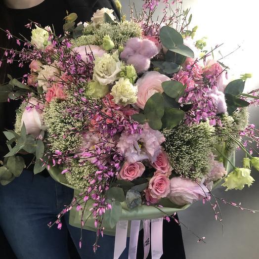 Букет «Анна»: букеты цветов на заказ Flowwow