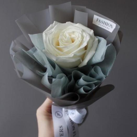 Роза Аваланж: букеты цветов на заказ Flowwow