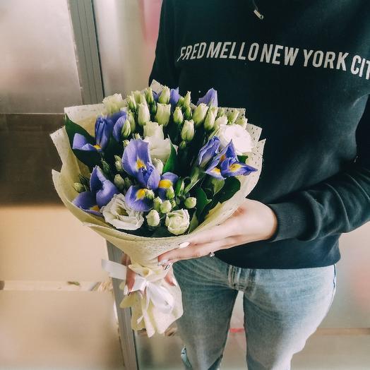 Космический букет- комплммент: букеты цветов на заказ Flowwow