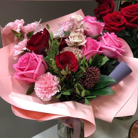 Ирина: букеты цветов на заказ Flowwow