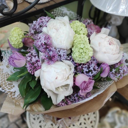 Букет крылья Ангела: букеты цветов на заказ Flowwow