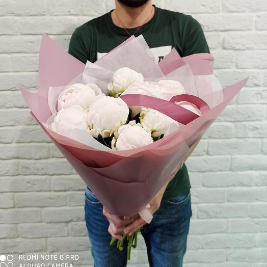 """Букет """"Крем оф Болл: букеты цветов на заказ Flowwow"""