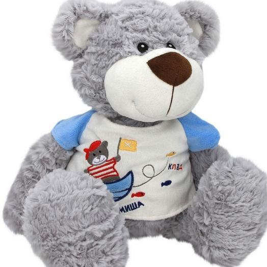 Медвежонок Миша 30см