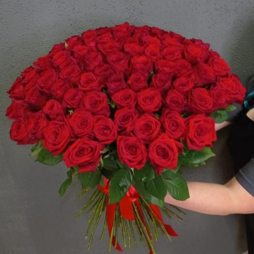101 роза России