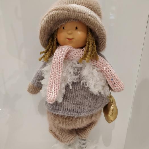 Кукла дизайнерская