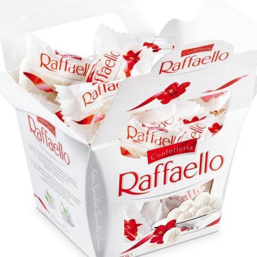 Коробка Raffaello
