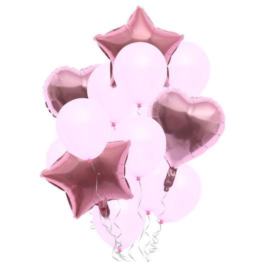 Розовый взрыв