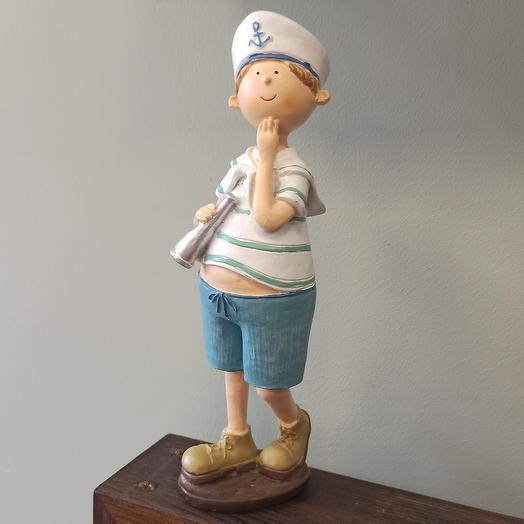 Фигурка моряк