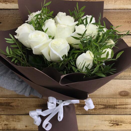 Букет из розы проуд