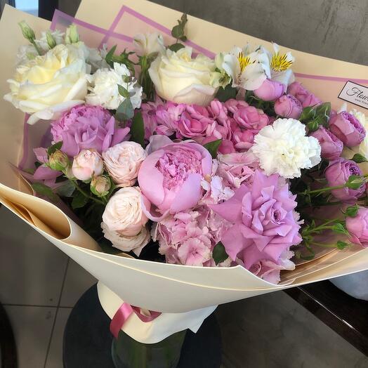 Роскошь цветов