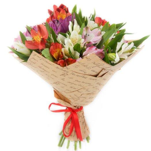 Букет Внимание: букеты цветов на заказ Flowwow