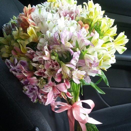 Букет Нежное лето: букеты цветов на заказ Flowwow