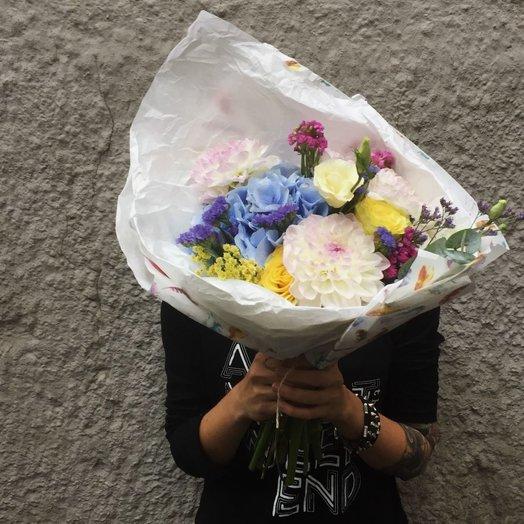 Colored rain: букеты цветов на заказ Flowwow