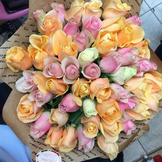 Ste a: букеты цветов на заказ Flowwow